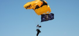 US Army Golden Knights: One of the Acts Set to Perform at South Shore Air Show at Fair Oaks Farms Before its Cancellation