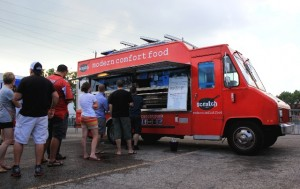 Scratchtruck hit the streets of Indianapolis in 2011 and specializes in modern comfort food.