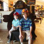 Indiana Caverns souvenir shop