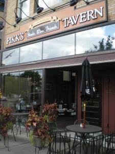 Pikk's Tavern in Valparaiso, Indiana
