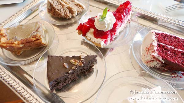 Almost Home Restaurant in Greencastle, Indiana Dessert Tray