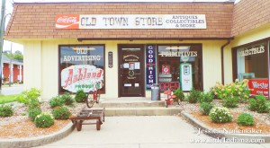 Old Town Store Antiques in Corydon, Indiana