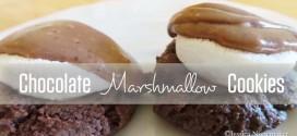 Chocolate Marshmallow Cookies Recipe