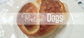 Homemade Pretzel Hot Dog Recipe