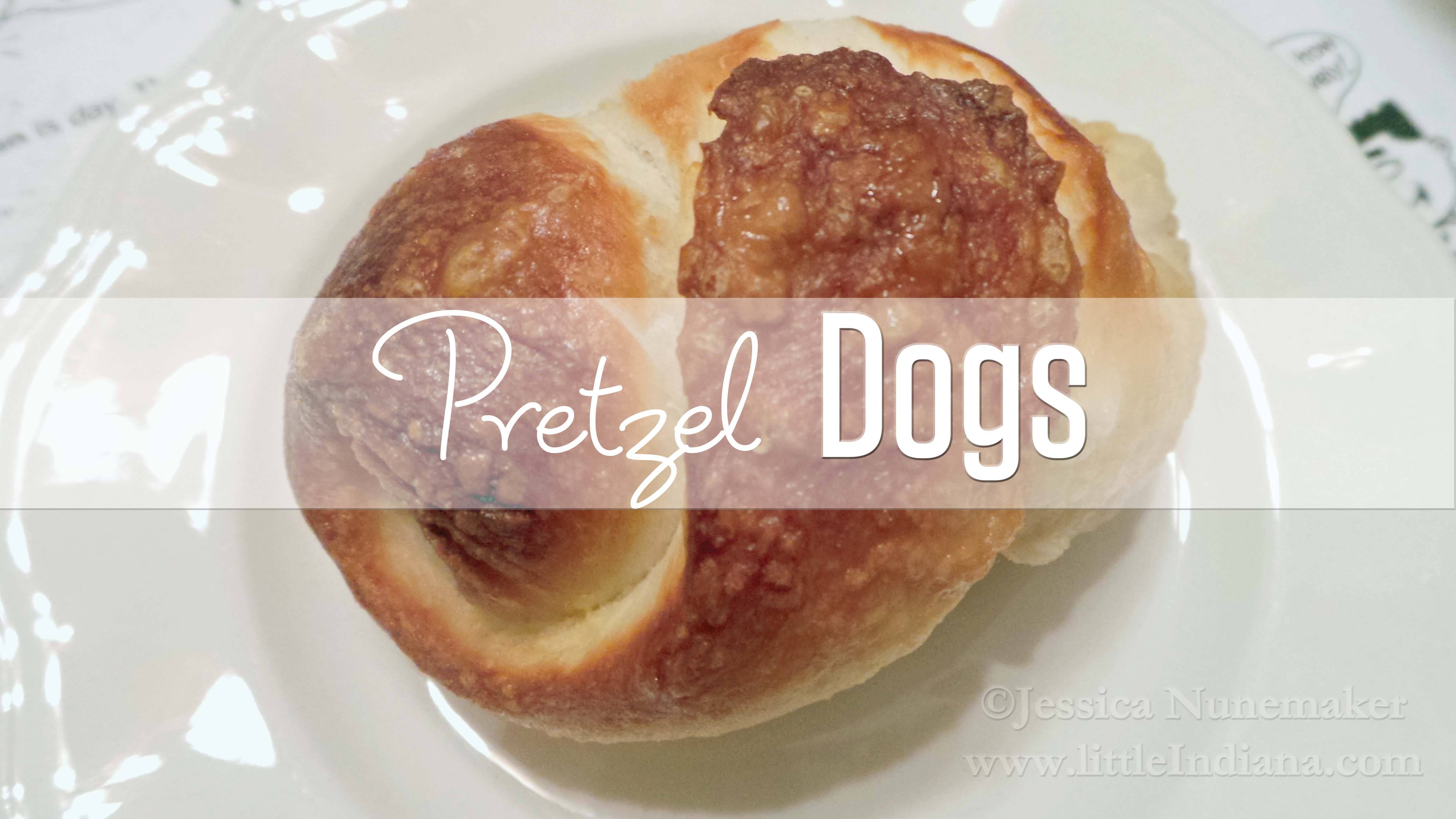 Homemade Pretzel Dogs Recipe