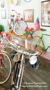 Museum of Antique Bicycles in Richmond, Indiana