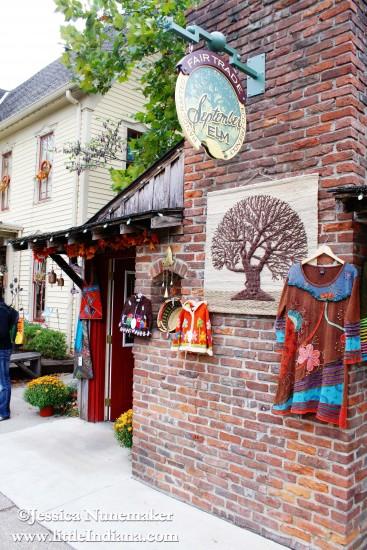 September Elm Fair Trade in Nashville, Indiana