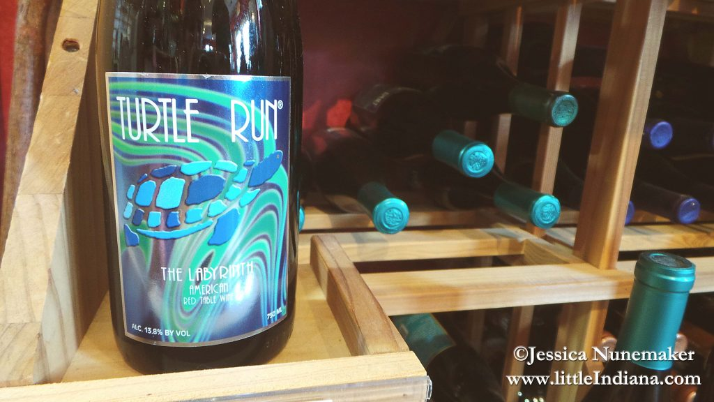 Turtle Run Winery in Corydon, Indiana
