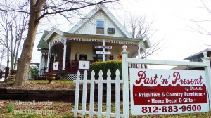 Past 'N' Present by Michele in Salem, Indiana Primitive Furniture and Country Decor