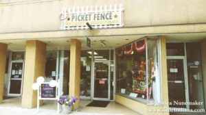 Picket Fence Antiques and Collectibles in Seymour, Indiana Exterior