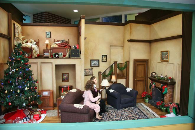 A Christmas Story Traveling Exhibit