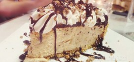 Christie's on the Square in Salem, Indiana Peanut Butter Pie