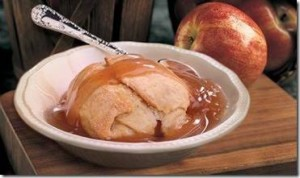 Old Fashioned Christmas Apple Dumplings   Image by Kevin Howell