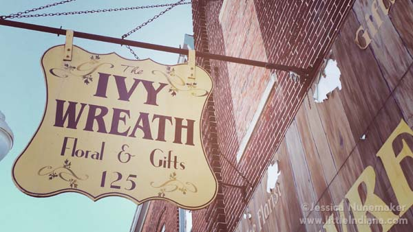 The Ivy Wreath Floral and Gifts in Knightstown, Indiana
