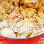 Chicken and Artichoke One Pot Meal Recipe