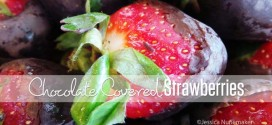 Chocolate Covered Strawberry Recipe