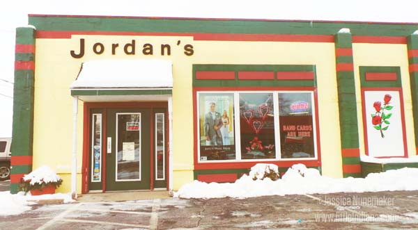 Jordans Florist Rensselaer Indiana Exterior