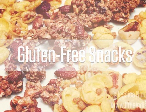Gluten-Free Snacks? Here's Our Pick