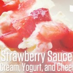 Fresh Strawberry Sauce Topping Recipe