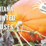 Indiana Haunted Houses List and Map