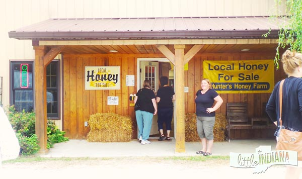 Hunter's Honey Farm in Martinsville, Indiana