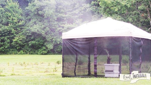Hunter's Honey Farm in Martinsville, Indiana