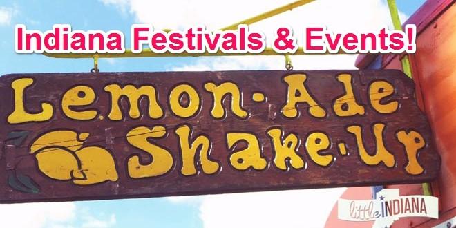 Indiana Festivals and Events Calendar