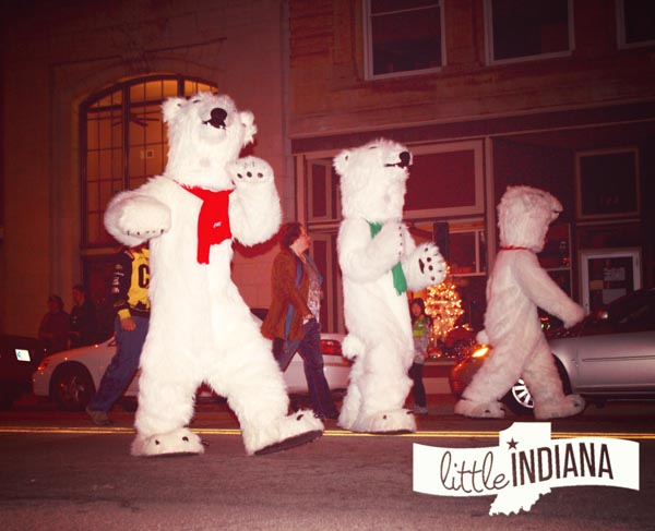 Christmas Parades, Festivals, and Events in Indiana 2015