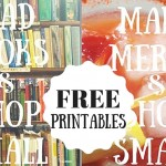 Free Shop Small Printables