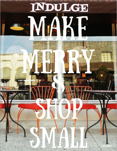 Free Small Business Saturday Printables
