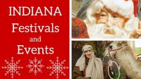 Indiana Christmas Festivals and Events
