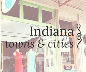 Indiana Towns and Cities