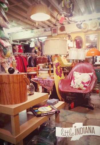 Bloomington Antique Mall Indiana