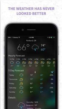 MyRadar NOAA Weather Radar Forecasts