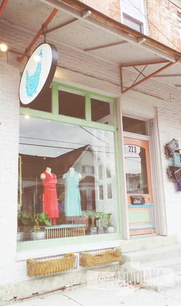 Turquoise Hen in Batesville, Indiana Carries Name-Brand Women's Clothing, Home Decor, Accents, and Chalk-Painted Furniture.