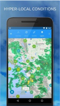 Weather Underground Android Apps
