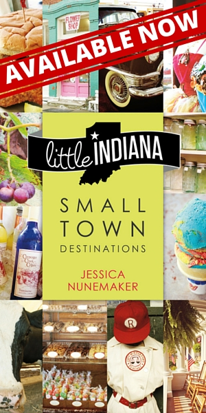 Little Indiana the Book