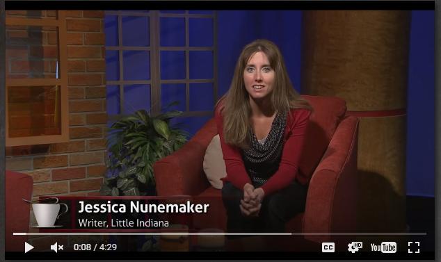 Little Indiana/Jessica Nunemaker Features Cannelton on PBS Segment