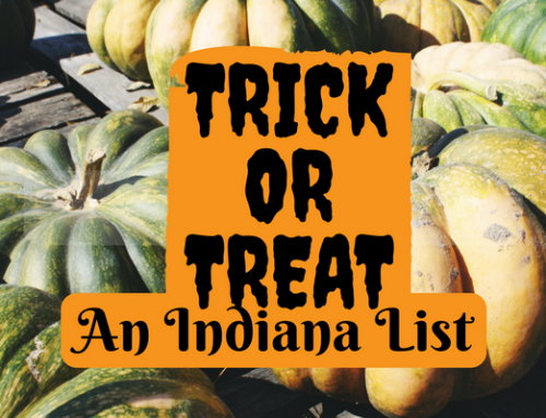 Boo! Trick or Treat Times for Indiana 2016