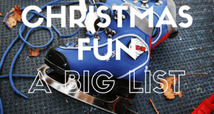 Indiana Christmas Tree Lightings, Parades, and Festivals 2016