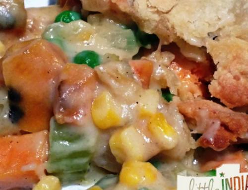 Tired of Chicken Pot Pie? Try Sweet Potato Pot Pie