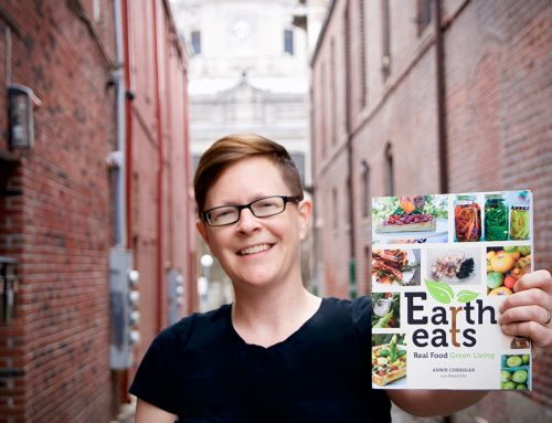 Earth Eats: Real Food Green Living by Annie Corrigan with Daniel Orr