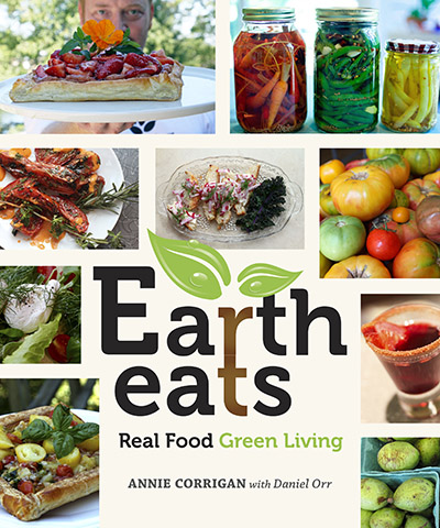 Earth Eats by Annie Corrigan with Daniel Orr