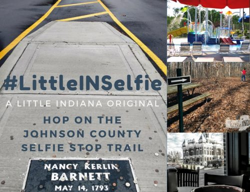 Indiana Selfie Stop in Johnson County — A Little Indiana Original