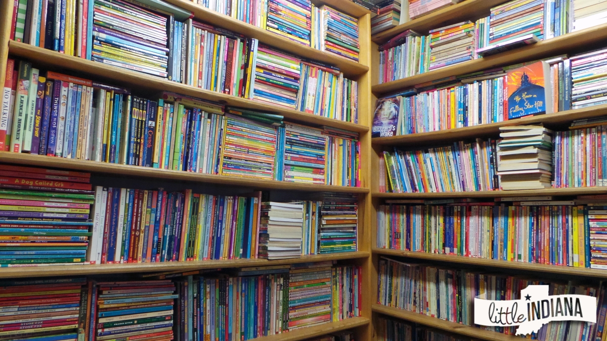 Bookshelf Bookstore in Batesville, Indiana