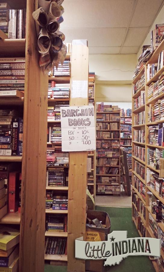 Huge Indiana Bookstore Batesville Indiana