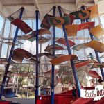 The Commons playground is indoor fun at its finest and free