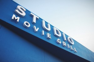 Studio Movie Grill, located in College Park in Indianapolis, Indiana, offers patrons both dinner and a movie.