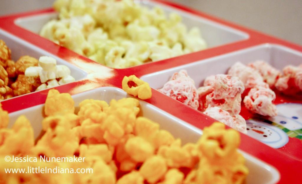 Not Just Popcorn in Edinburgh, Indiana