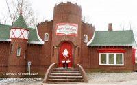 Santas Candy Castle in Santa Claus, Indiana